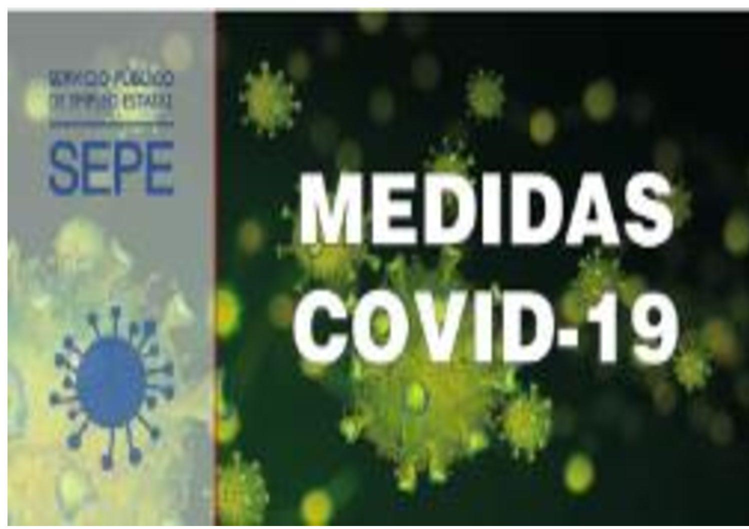 Todos los trámites relacionados con  COVID19