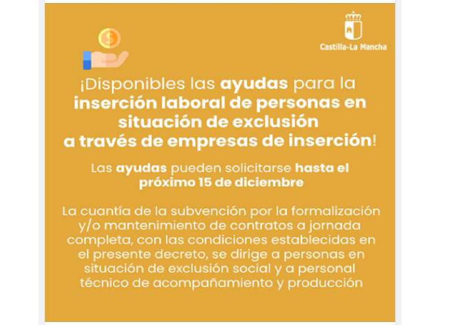 Economía, Empresas y Empleo de Castilla La Mancha